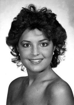 Sarah Palin Black and White Photo